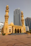 Downtown Abu Dhabi - Mosque