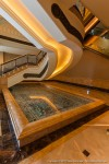 Emirates Palace - Inside View Stairs