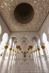 Sheikh Zayed Grand Mosque - Open Colonnade