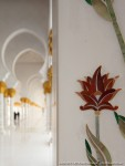 Sheikh Zayed Grand Mosque - Open Colonnade IV