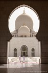 Sheikh Zayed Grand Mosque - View to Grand Prayer Hall